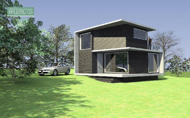 Im genes de construccion de casas modernas en providencia - Construccion de casas modernas ...
