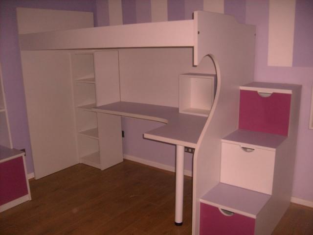 Dormitorios juveniles pequeos espacios cmo ahorrar espacio en dormitorios juveniles pequeos - Dormitorios juveniles espacios pequenos ...