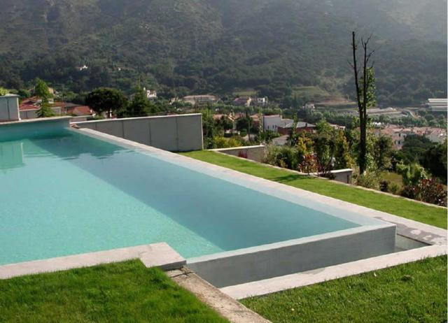 Im genes de construcci n de piscinas de hormig n con for Construccion de piscinas en santiago