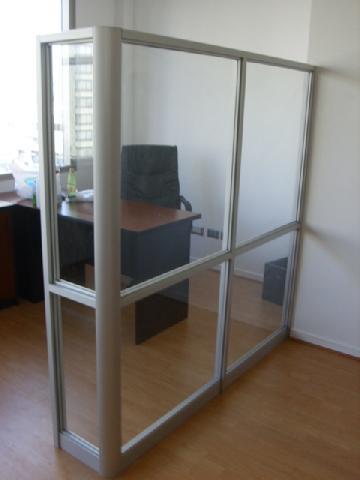 Empavonados m dulos separadores de ambiente y arenados for Separadores de oficina
